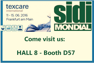 SIDI AT TEXCARE FRANKFURT